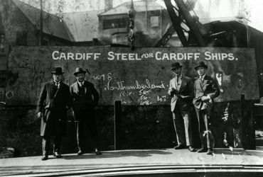 Cardiff Steel for Cardiff Ships